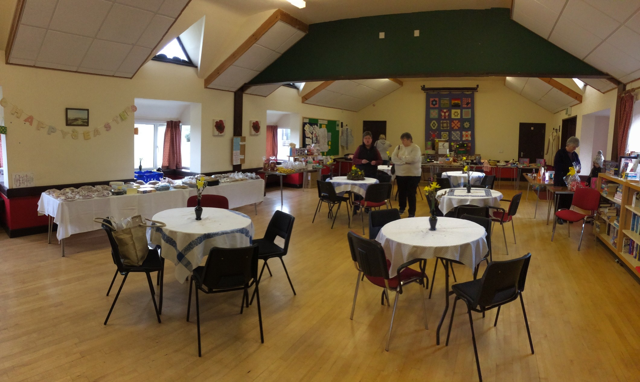 Hope Village Hall - Main Hall